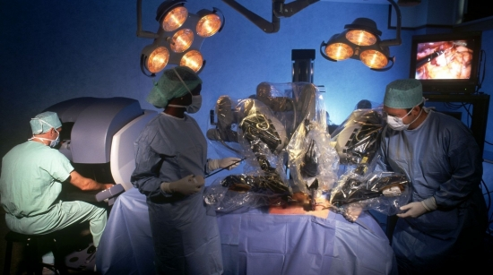 Breakthrough in medicine: Indian surgeon performed heart surgery, remotely, using a robot