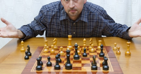 What not to do when playing chess