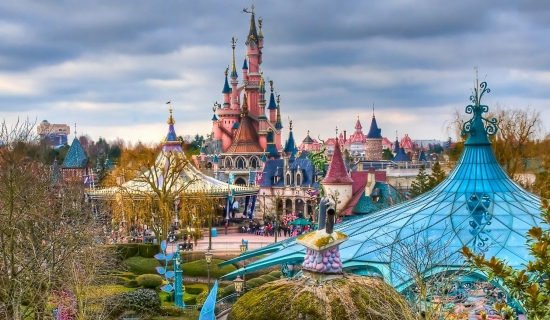 Disneyland Park: what is remarkable about the Park